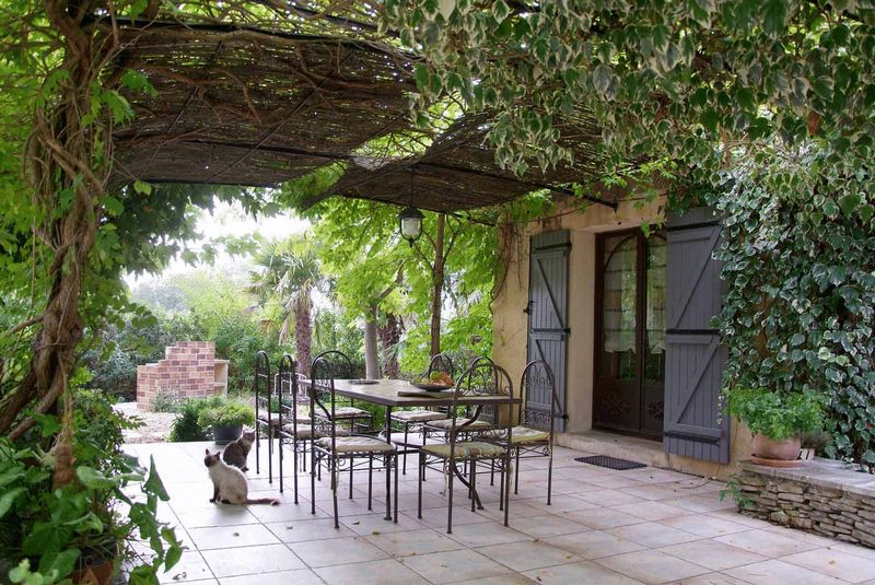Amazing house with 3 Gites in the heart of the Provence