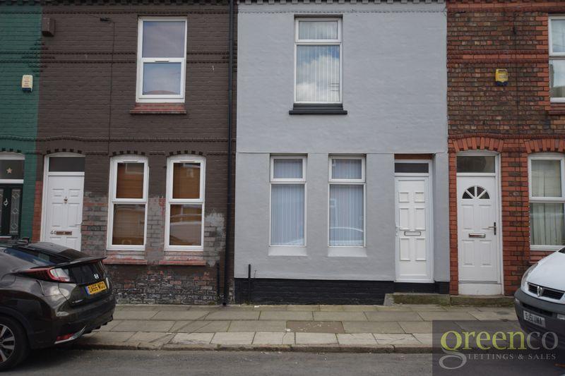 Dewsbury Road, Liverpool