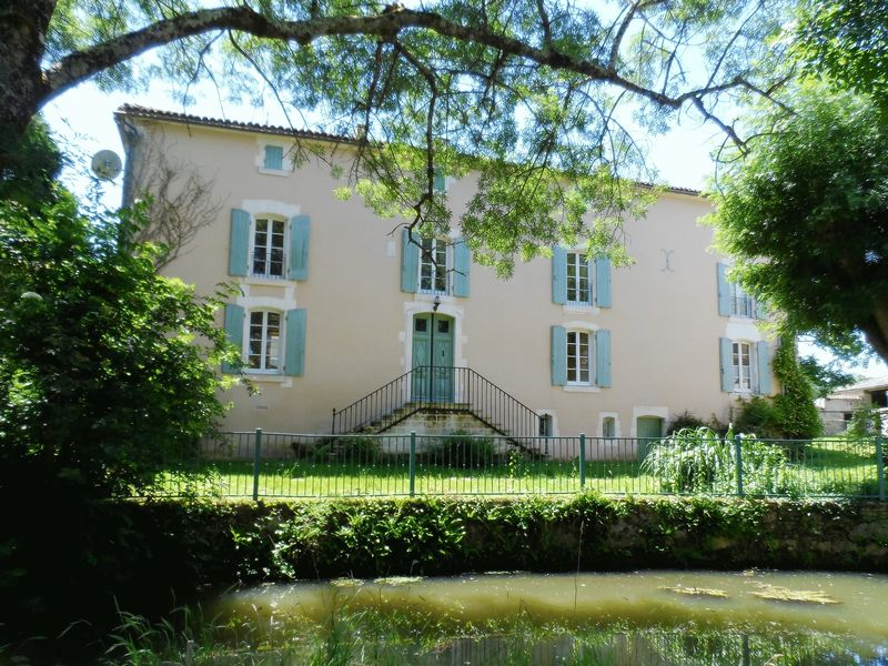 Lovely house with working mill and two gites