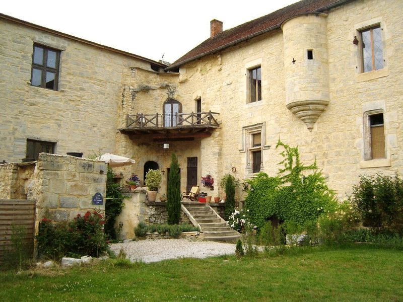 A century old Chateau with bed and breakfast