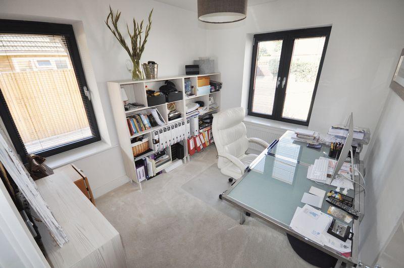 Bedroom four study