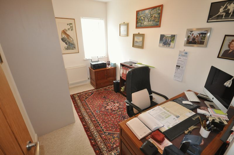 Bedroom three study