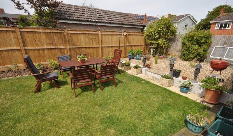 Rear gardens three