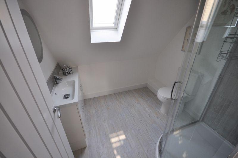Bedroom two en suite