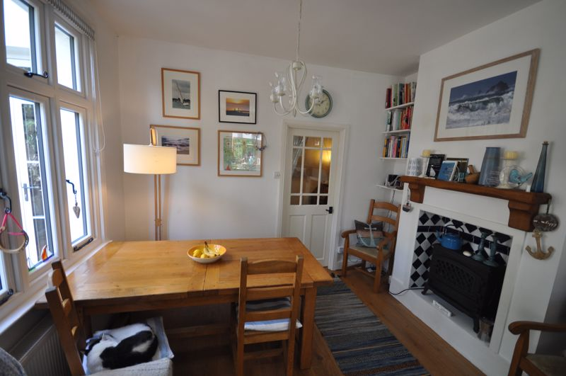 Kitch dining area