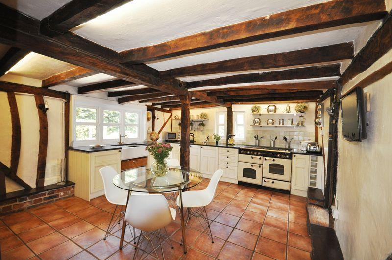 Kitchen breakfast room two