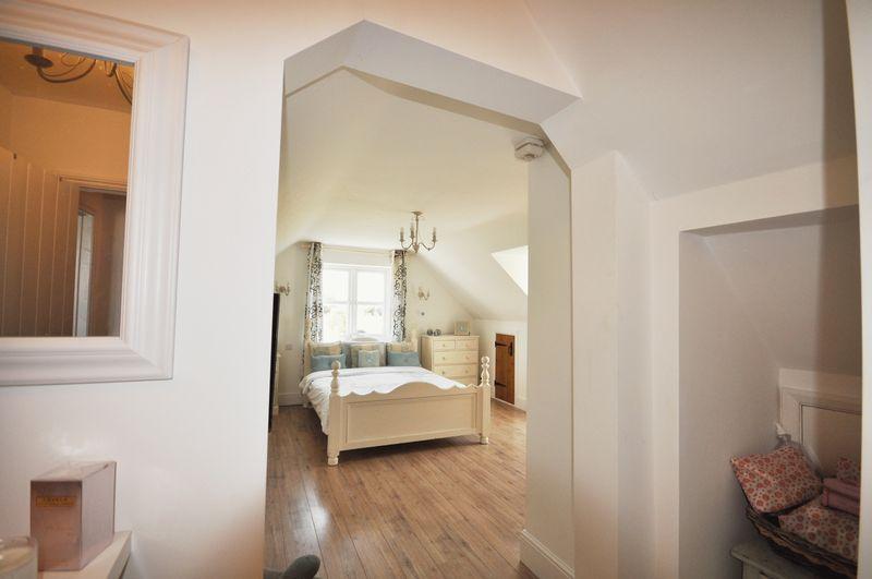 Master bedroom one