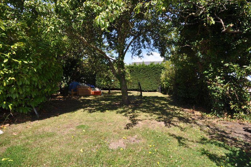 Side garden