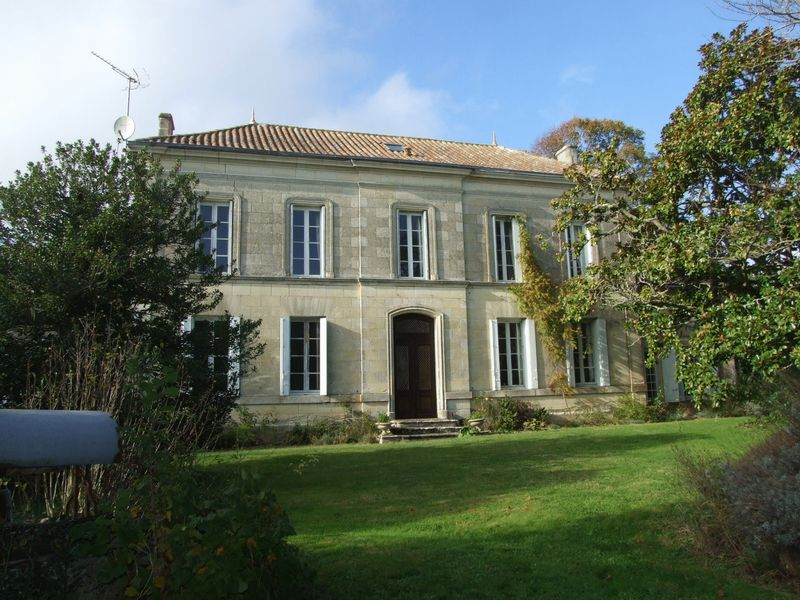 Grand Master's house plus apartment and gite