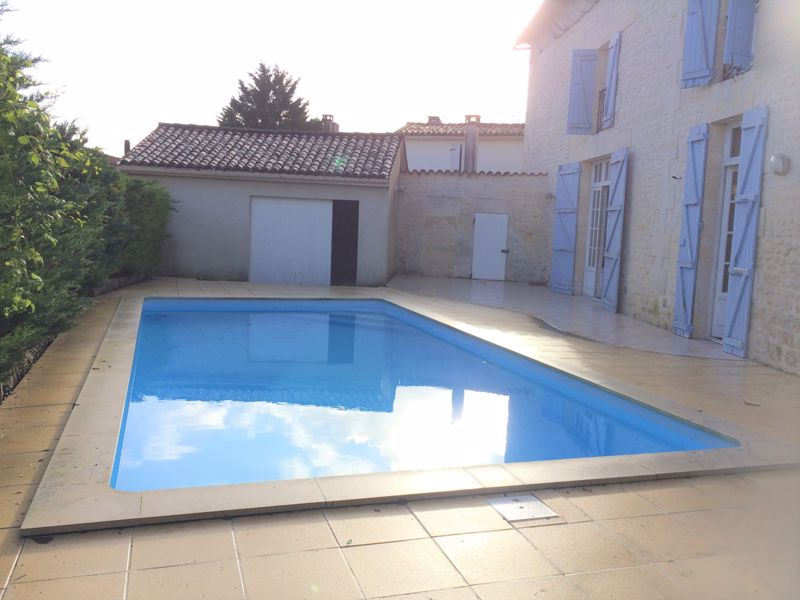 Completely renovated four bedroomed house
