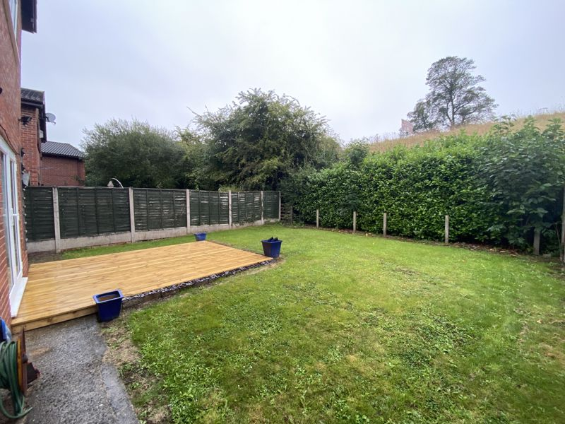 Abbey Gardens, Bangor on Dee, Wrexham