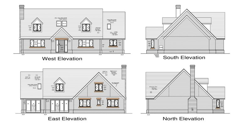 Plot 3 Darby Close, Nesscliffe