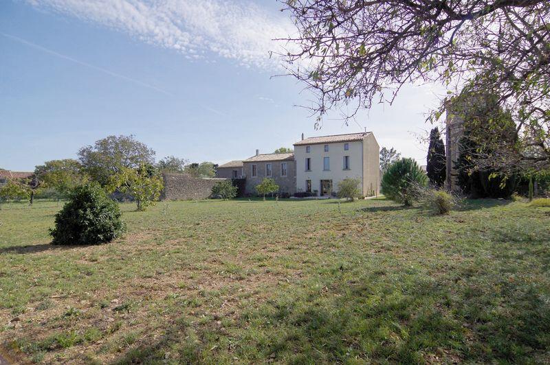 Maison de Maître à vendre dans l'Aude. avec annexe & jardin.