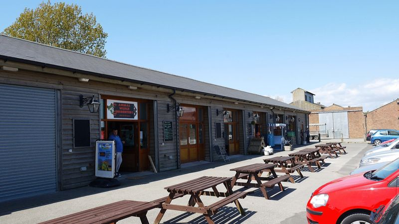 Burmarsh, Romney Marsh Retail Unit To Let£417 PCM