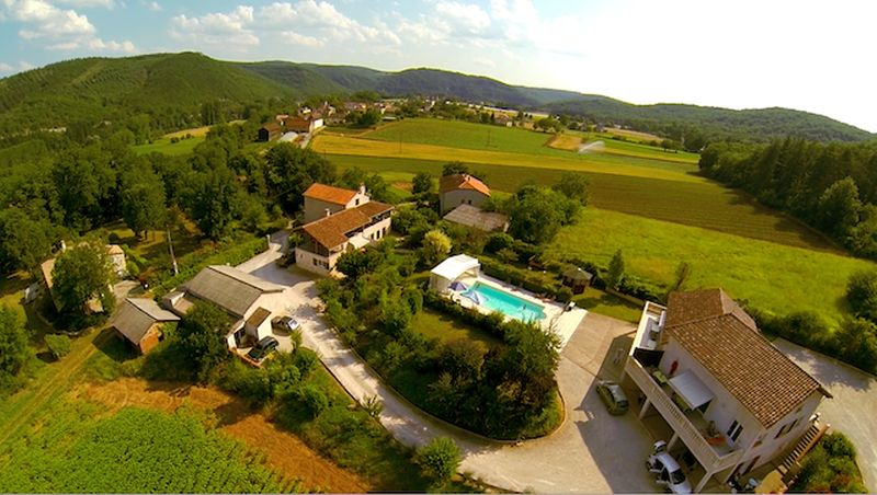 Great established Gite and Chambre d'hote business in touristic location