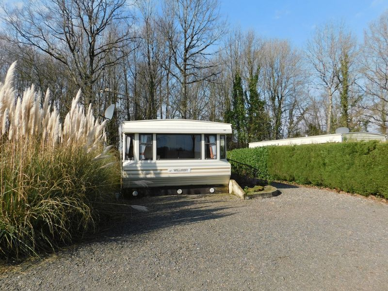 4 star campsite, successful business in a countryside setting