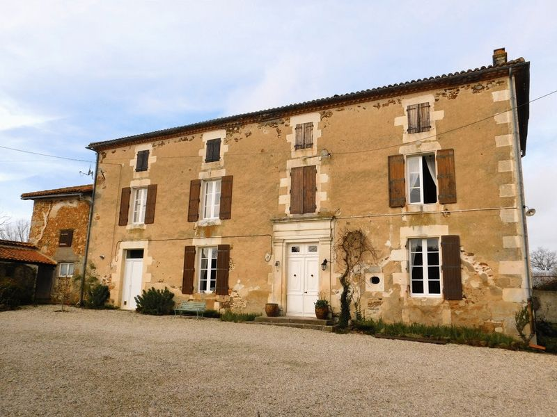 Manor for sale France