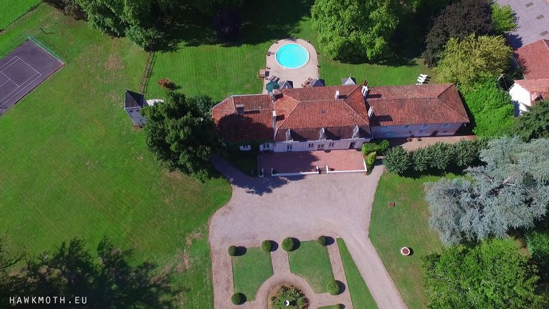 Country estate with luxury holiday accommodation