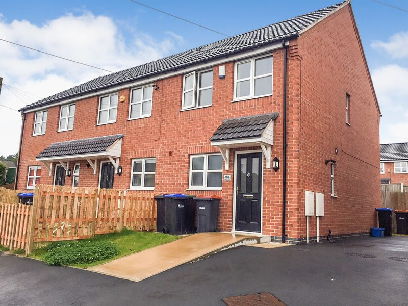 Walesby Drive, Kirkby In Ashfield, Nottingham, NG17 7PF