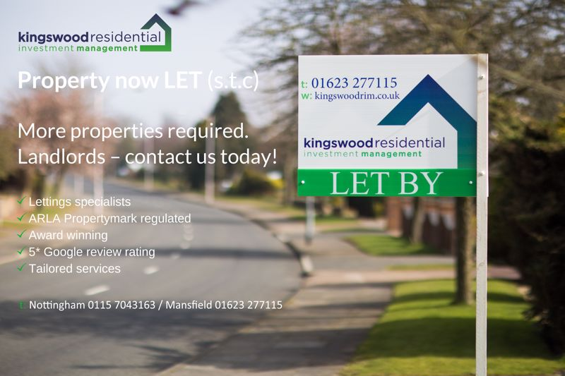Stanley Road, Mansfield, Notts, NG18 5AA