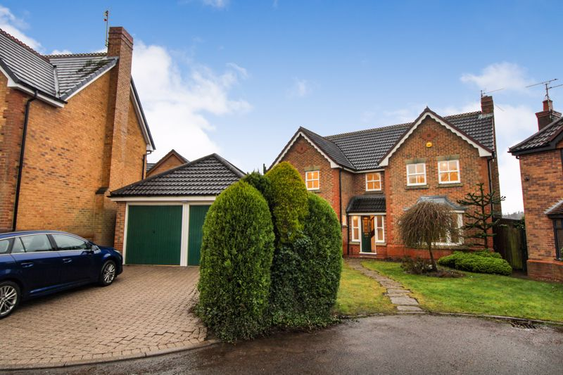 Darleydale Close, Berry Hill, Mansfield, Notts, NG18 4TW