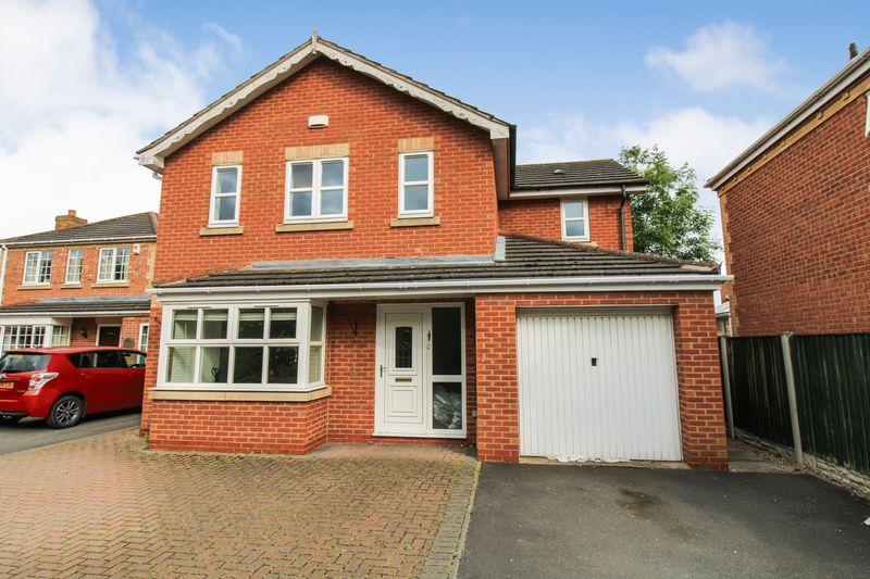 Ashridge Way, Gamston, Nottingham, NG12 4FL