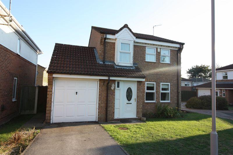 Lindrick Close, Mansfield Woodhouse, Notts, NG19 9EL
