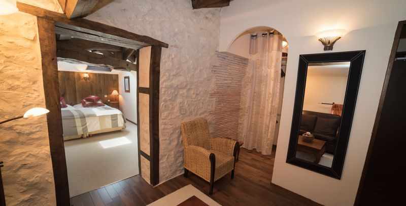 A haven of peace and quiet - Charming Hotel combining luxury and modern conveniences