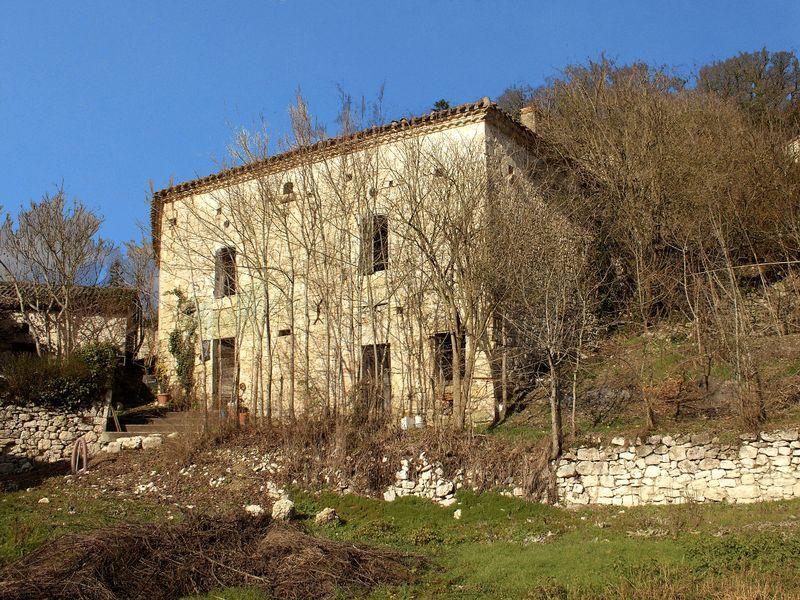 Renovate a stone village house - 240m2