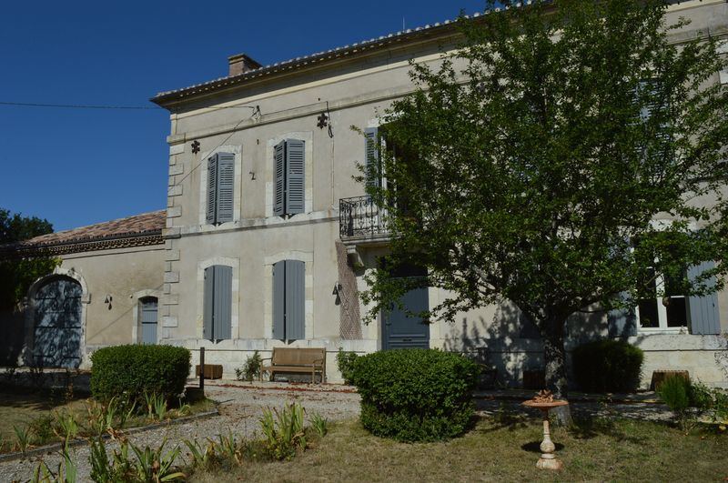 Beautifully renovated house not far from Bergerac
