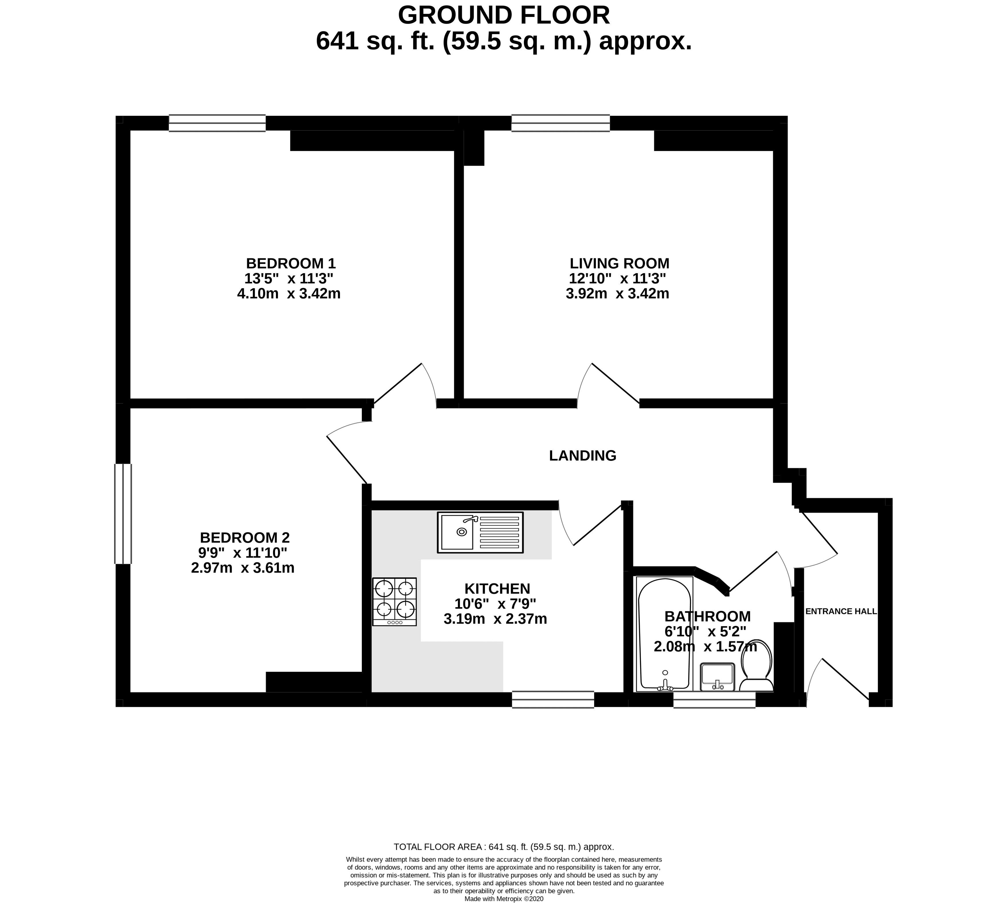 Floor plans for New Steine Mansions, Devonshire Place, Brighton property for sale in Kemptown, Brighton by Coapt