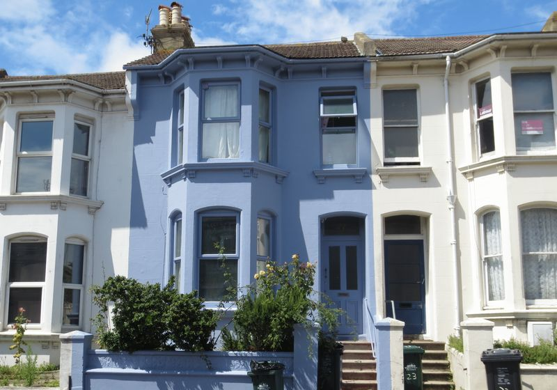 Queens Park Road, Brighton property for sale in Queens Park, Brighton by Coapt