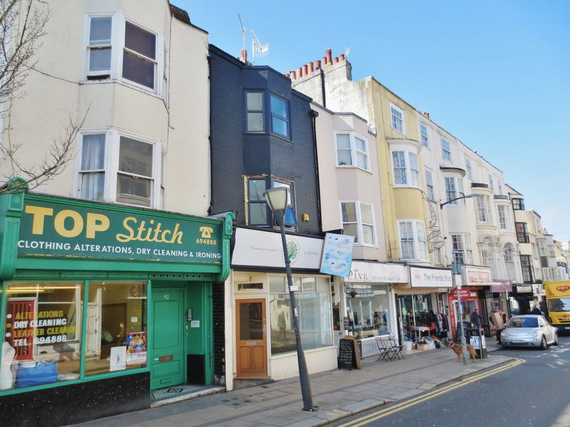St. James's Street, Brighton property for sale in Kemptown, Brighton by Coapt