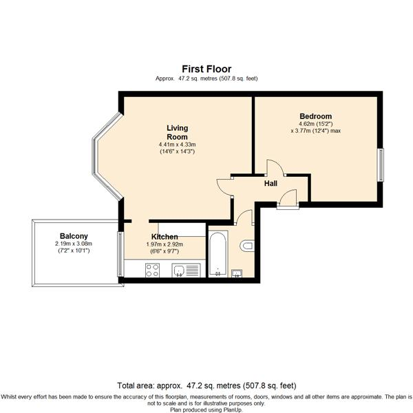 Floor plans for St. Aubyns Gardens, Hove property for sale in Hove, Brighton by Coapt