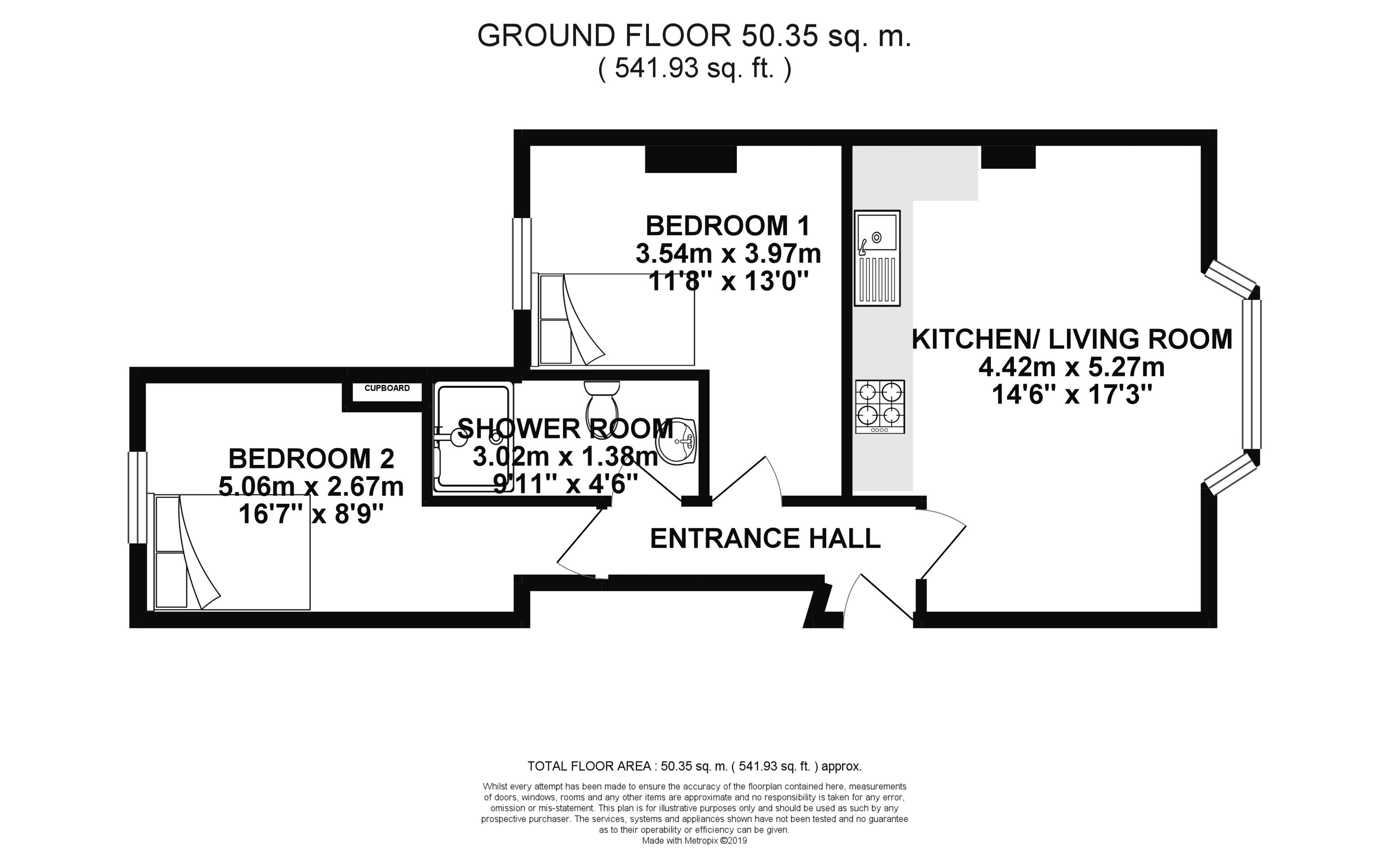 Floor plans for Elm Grove, Brighton property for sale in Elm Grove, Brighton by Coapt