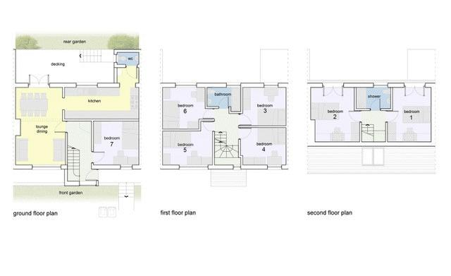 Floor plans for Wolseley Road, Brighton property for sale in , Brighton by Coapt