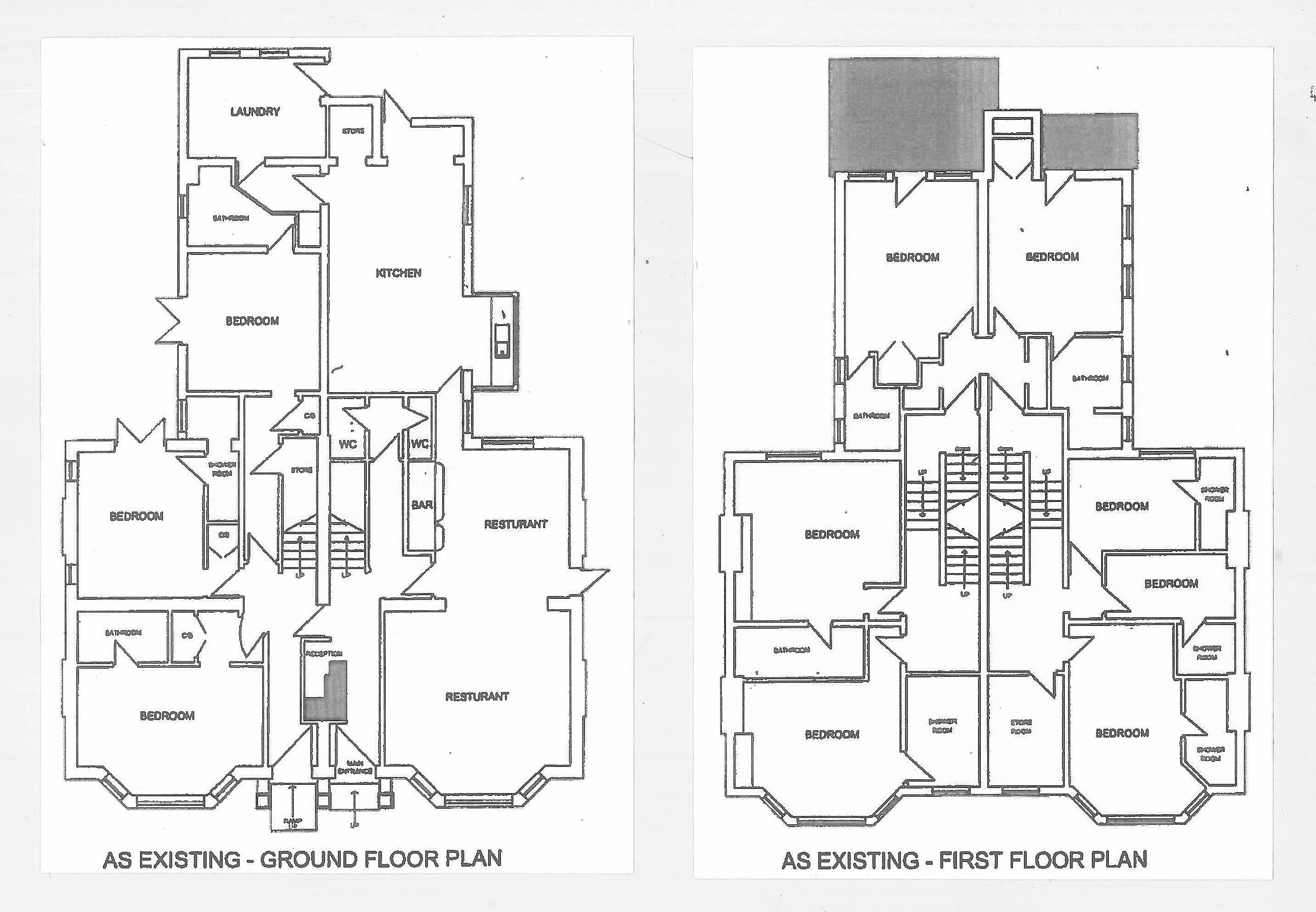 Floor plans for Westbourne Villas, Hove property for sale in Hove, Brighton by Coapt