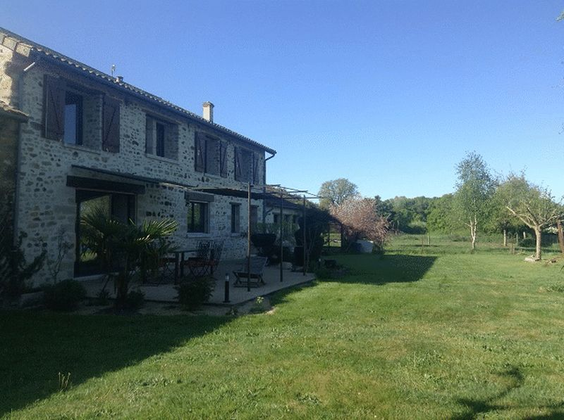 Living the dream! 6 hectares and character house