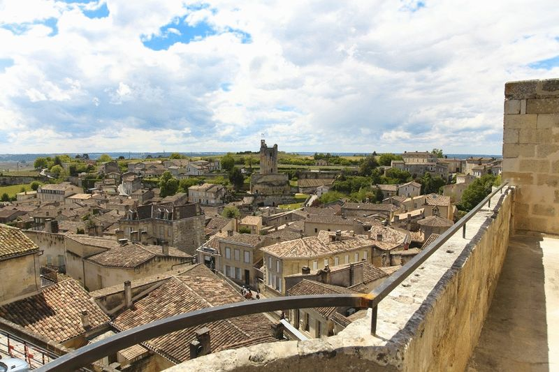 Turn the key and live the dream in St Emilion.