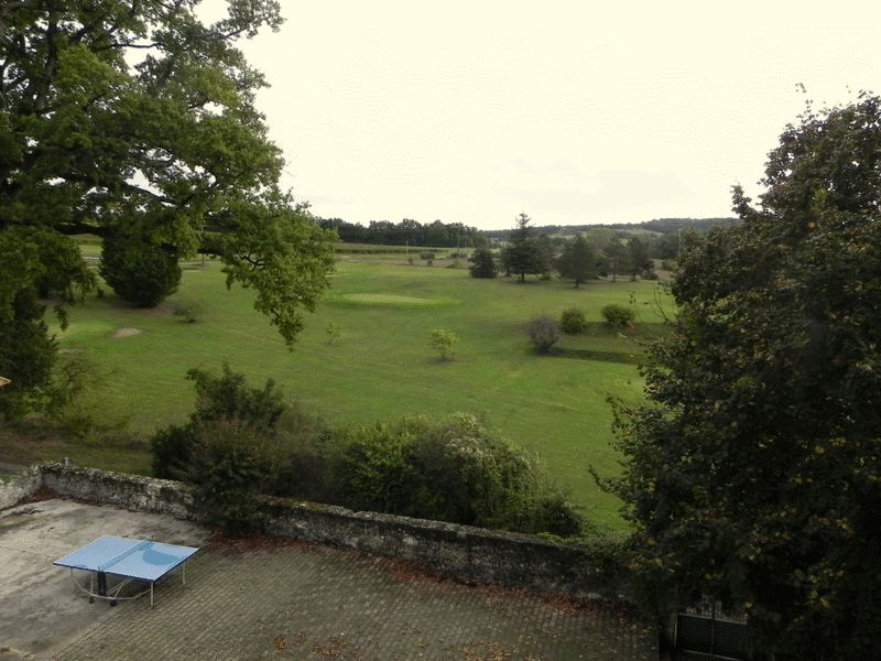 14th century Chateau with lake, heated pool and 3 hectares