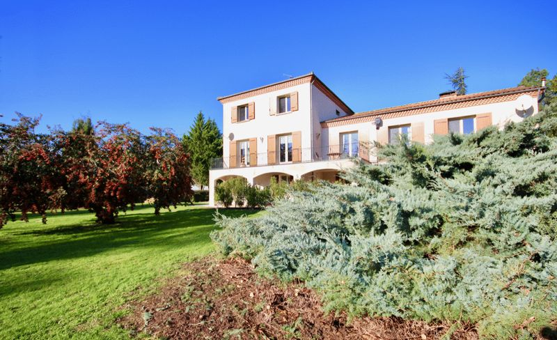 Magnificent country house with gite, deer park, private lake and outbuildings set in 21 hectares of