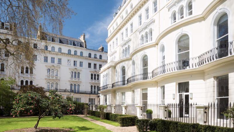 86-92 Kensington Gardens Square,  Bayswater,  London,  W2