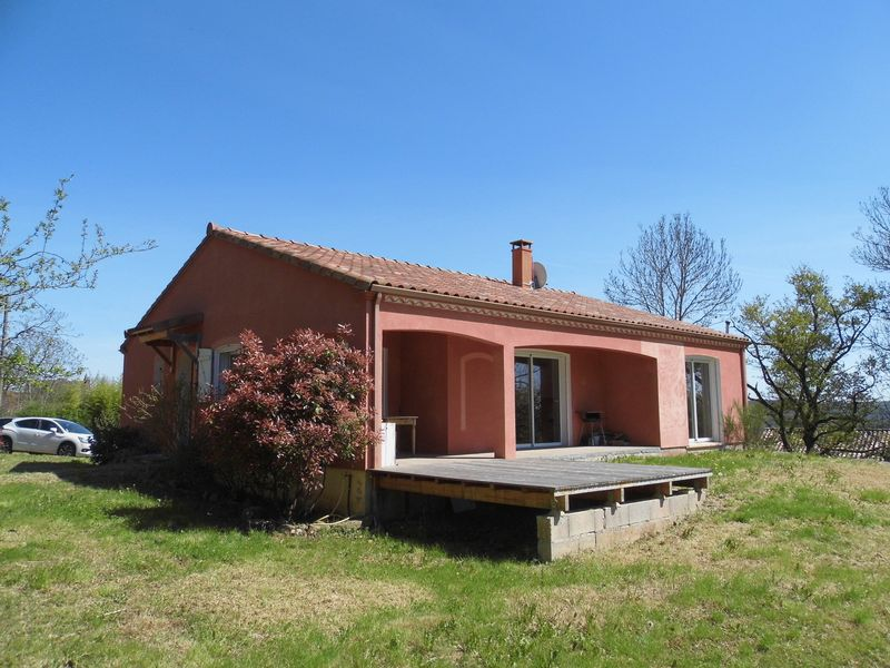 New house in peaceful countryside,  35 minutes from Albi