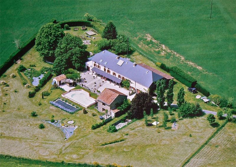 Stone Farmhouse, renovated with energy efficiency in mind.