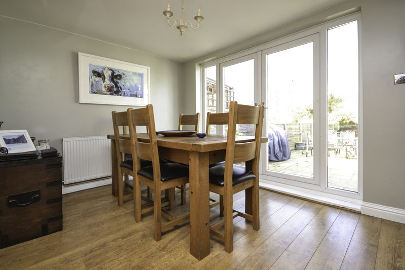 Dining side of Kitchen
