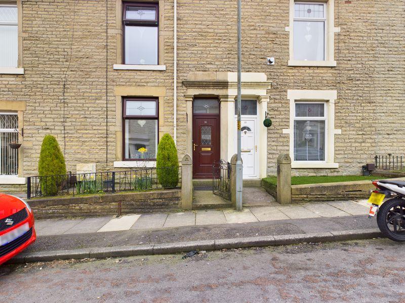 Woodville Terrace, Darwen