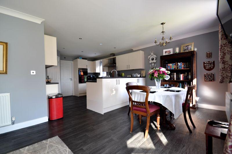Open Plan Kitchen/Dining/Family Area