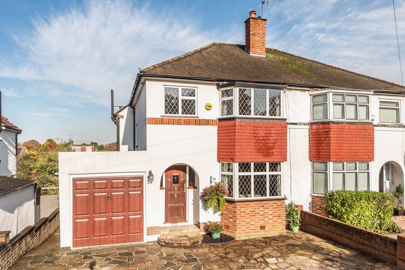 3 bedroom semi detached house Under Offer in Worcester Park - Photo 1.