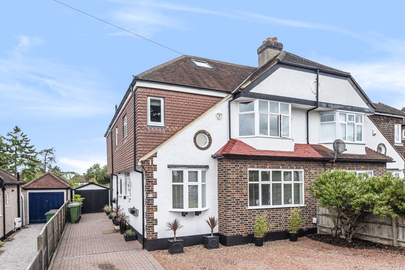 5 bedroom semi detached house Under Offer in Worcester Park - Photo 1.