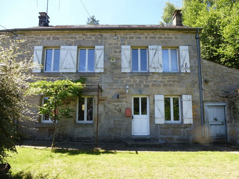 3-bed village house with good sized garden